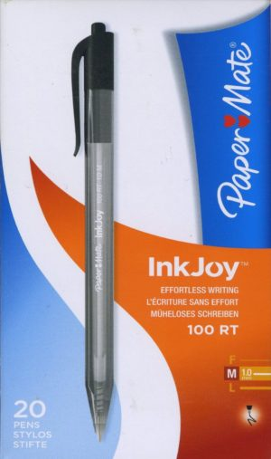 PENNA A SFERA INKJOY 100 RT SCATTO