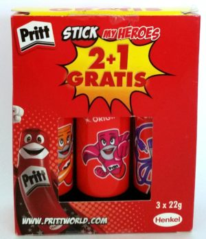 COLLA PRITT STICK 22 GR 3X2