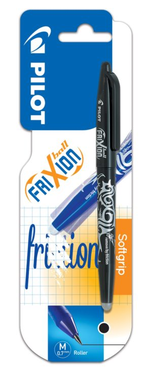 PENNA FRIXION NERO BLISTER