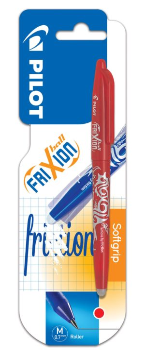 PENNA FRIXION ROSSO BLISTER