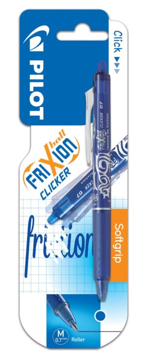 PENNA FRIXION SCATTO BLU BLISTER