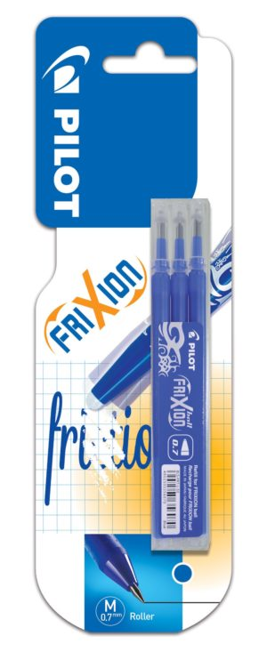 REFILL FRIXION X3 BLU BLISTER