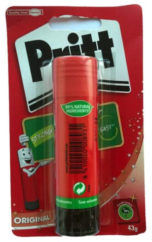 COLLA STICK PRITT 43 GR. BLISTER